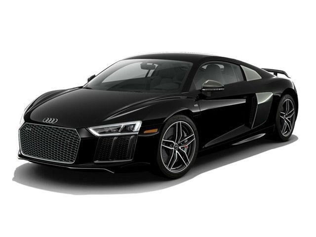 2017 Audi R8 Black