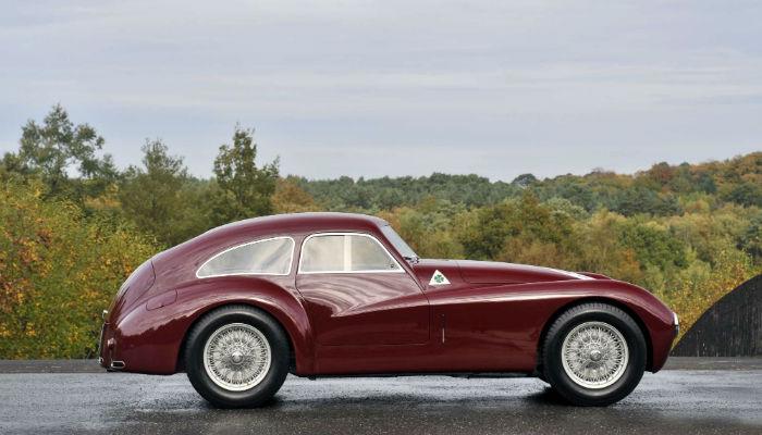 2017 Alfa Romeo 6c 1940s