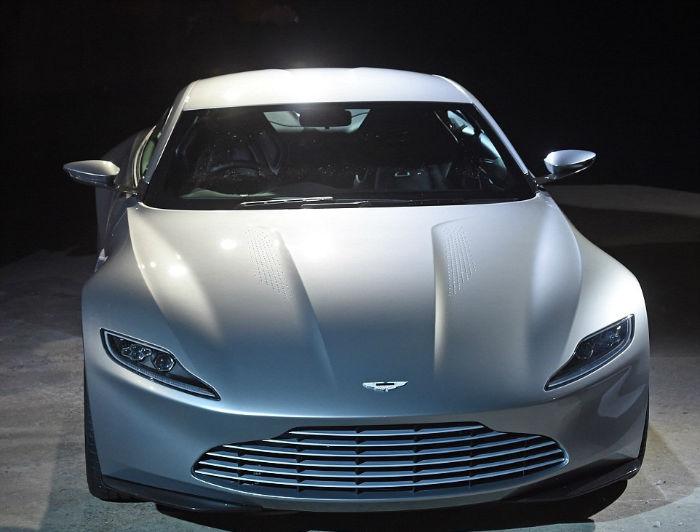 2017 Aston Martin DB10 Model