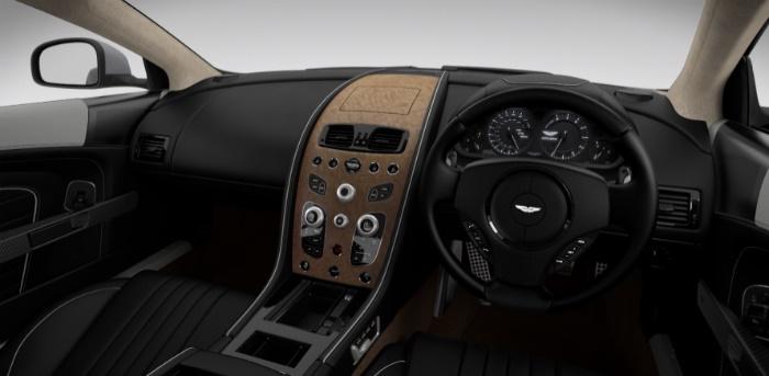 2017 Aston Martin DB9 GT Interior