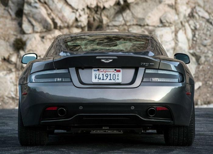 2017 Aston Martin DB9 GTX