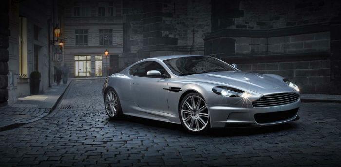 2017 Aston Martin DBS Model
