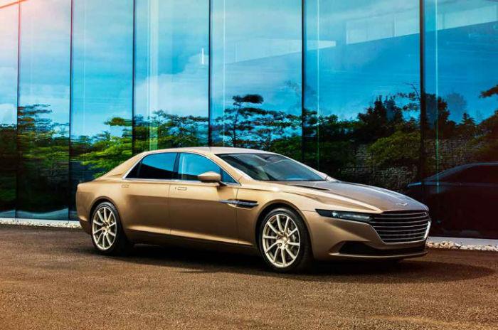 2017 Aston Martin Lagonda Model