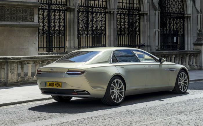 2017 Aston Martin Lagonda Taraf