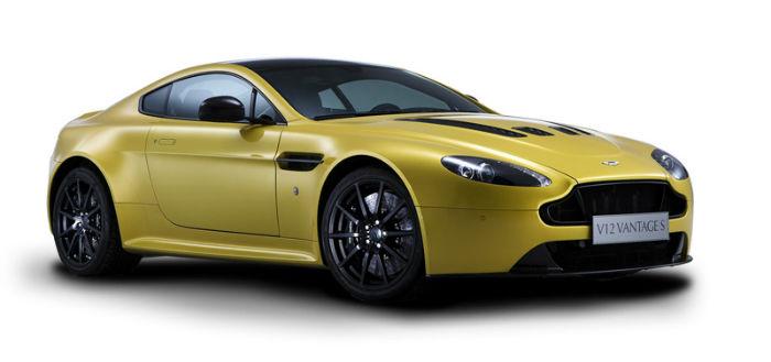 2017 Aston Martin Vantage Model