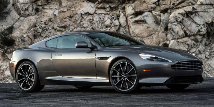 Aston Martin 2017 GT DB9