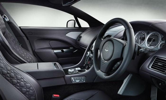 Aston Martin 2017 Rapide S Interior