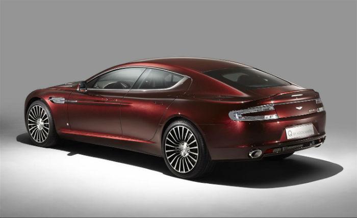 Aston Martin 2017 Rapide S