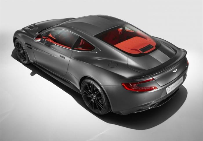 Aston Martin 2017 Vanquish