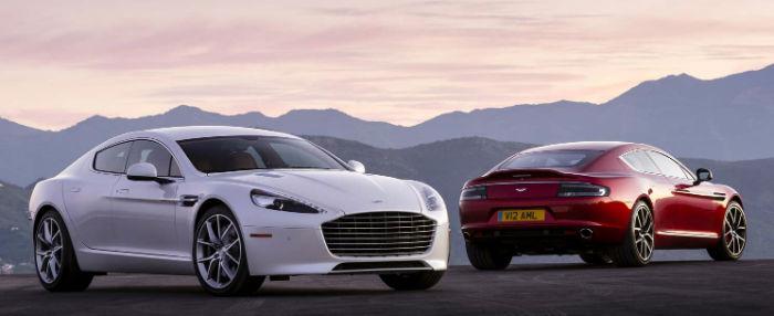 Aston Martin Rapide S 2017 Models