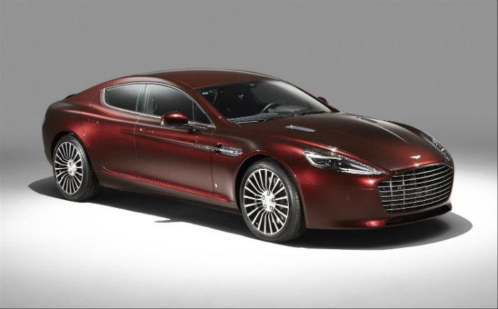Aston Martin Rapide S 2017