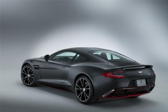 Aston Martin Vanquish 2017 Model