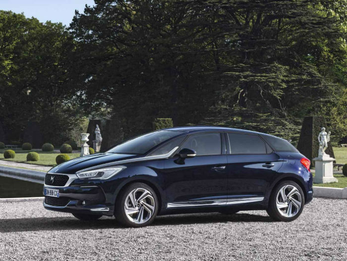 2017 Citroen Ds5on 2015 Ford Mustang Rear Suspension
