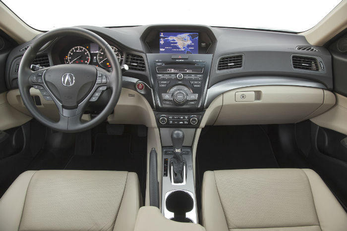 Acura ZDX 2013 Interior