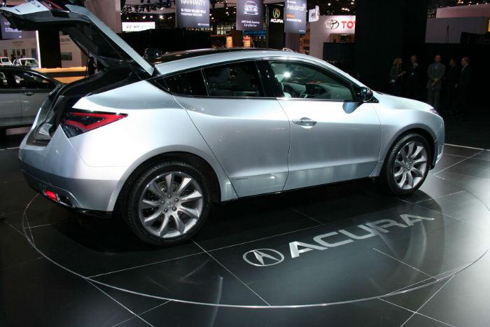Acura ZDX 2014 Model