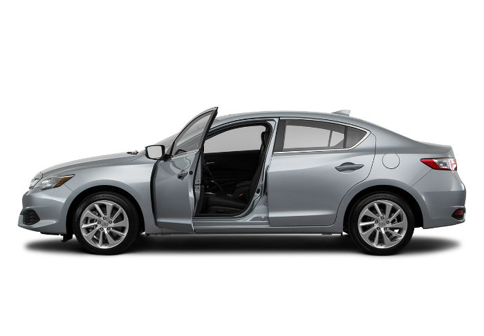 2017 Acura ILX AcuraWatch Plus Package