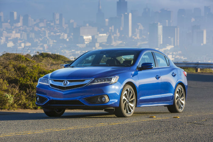 2017 Acura ILX MSRP