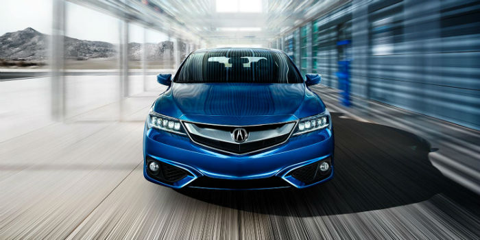 2017 Acura ILX Premium and A-Spec Package
