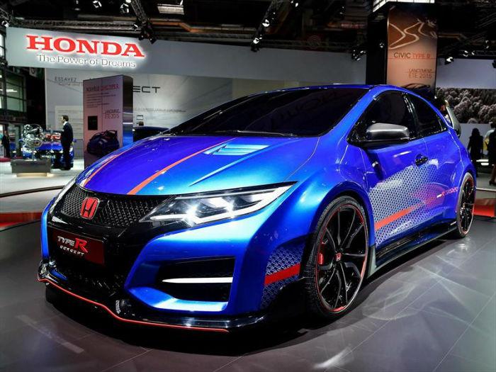 Honda Type R 2015