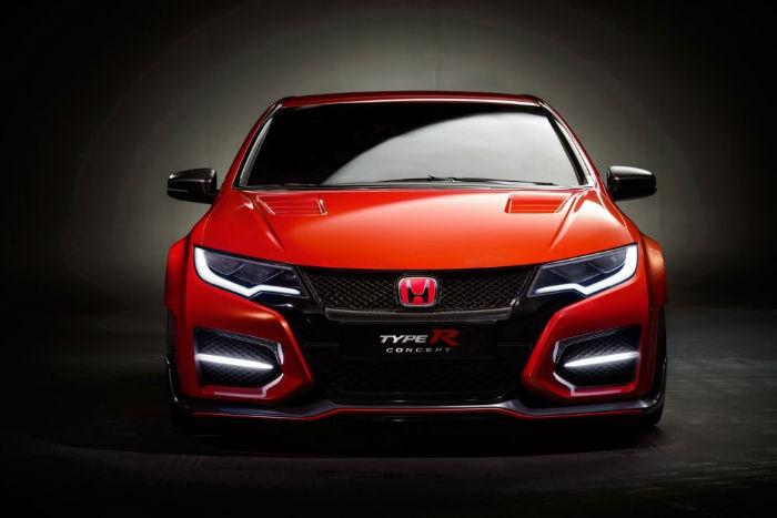 Honda Type R Concept