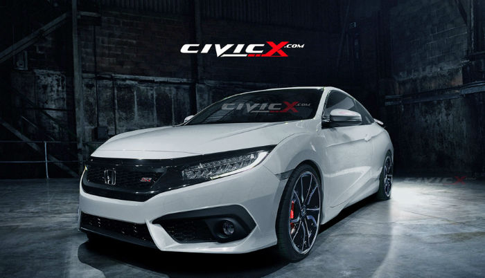 Honda Type R Coupe