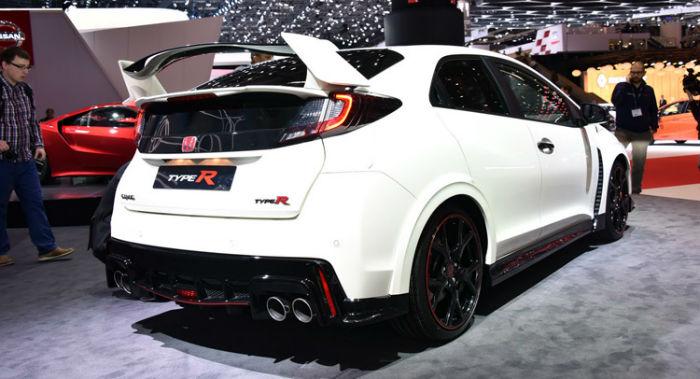 Honda Type R USA