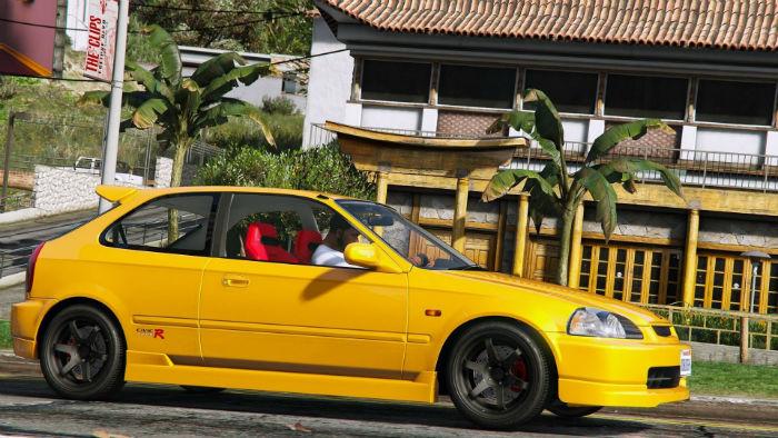Honda ek9 Type R