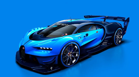 2017 Bugatti Chiron Top Speed