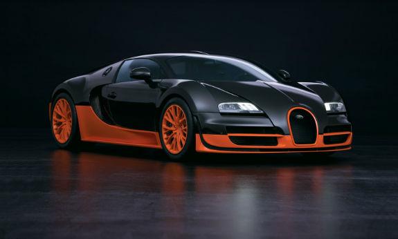 2017 Bugatti Veyron Model