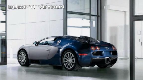 2017 Bugatti Veyron Super Sport