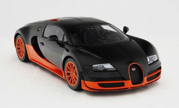 Bugatti Veyron 2017 Model