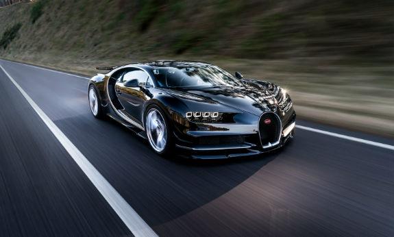 Bugatti Veyron 2017