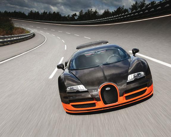 Bugatti Veyron Super Sport 2017