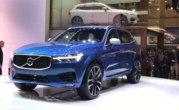 Neuer Volvo XC60 2017