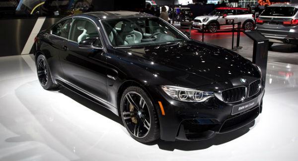 2017 BMW M3 Black