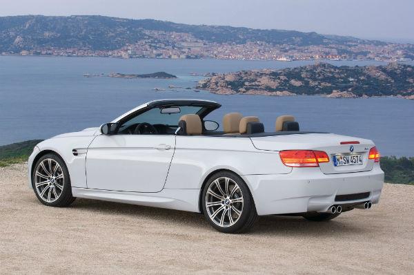 2017 BMW M3 Convertible