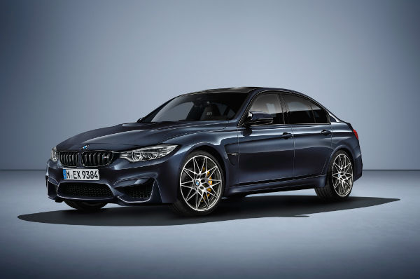 2017 BMW M3 Coupe