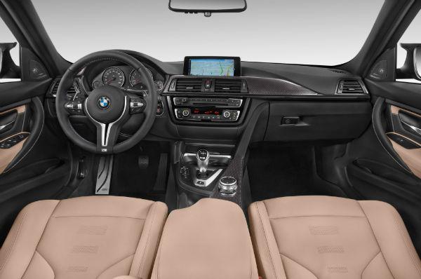 2017 BMW M3 Interior
