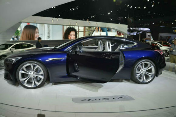2017 Buick Avista Coupe