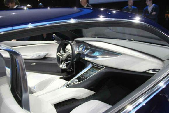 2017 Buick Avista Interior