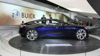2017 Buick Avista Model