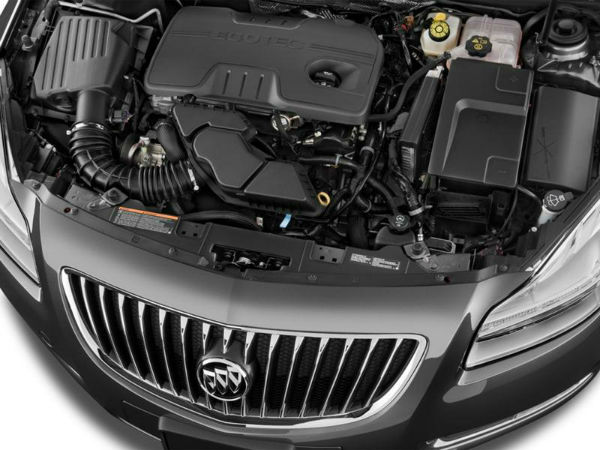 2017 Buick Encore Engine