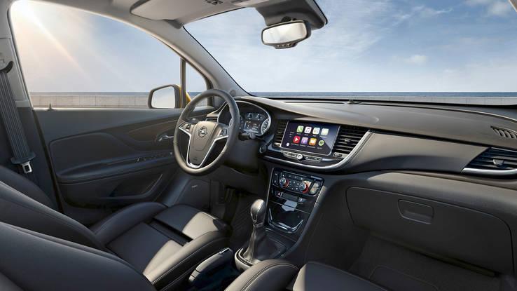 Buick Encore 2017 Interior