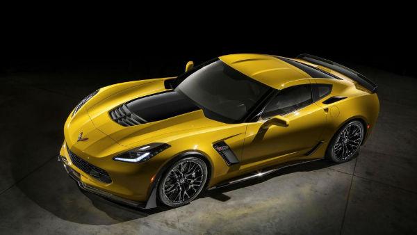 Chevrolet Corvette ZR1 2017