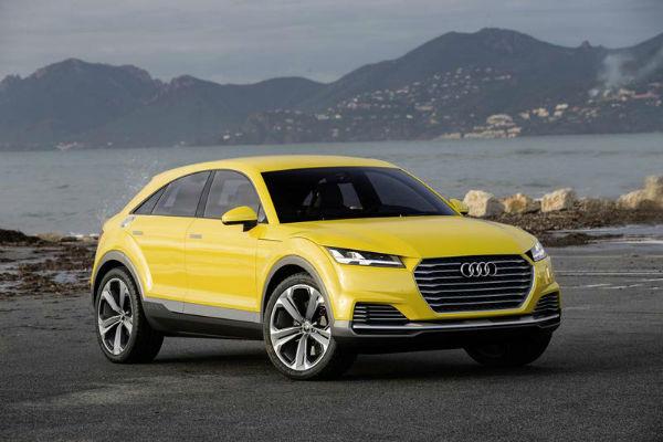 Nuevo Audi Q3 2017
