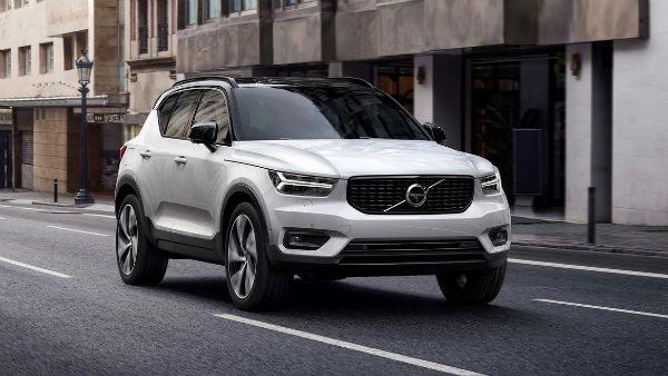 2018 Volvo XC40 Australia