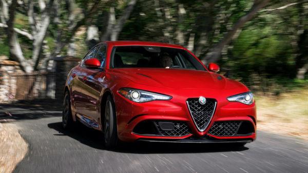 2019 Alfa Romeo Giulia Quadrifoglio Model