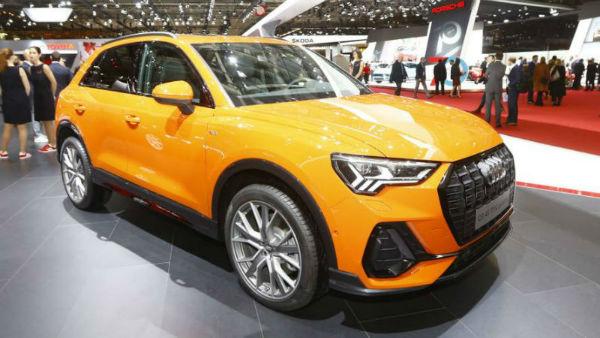 2019 Audi Q3 Colors