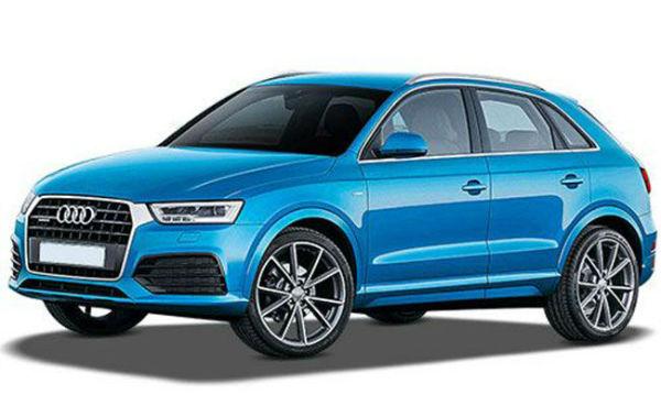 Audi Q3 2019 India