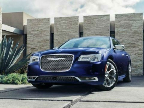 2019 Chrysler 300 C